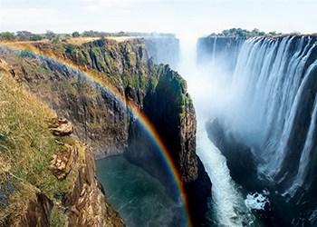 Cataratas Victoria Africa
