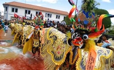 Festival nativo de Perú