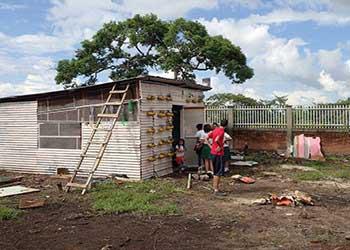 Ayudas Nicaragua, Cristal