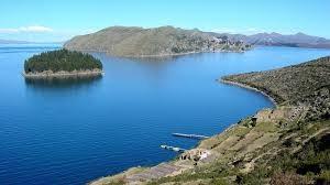Lago Titicaca de Perú