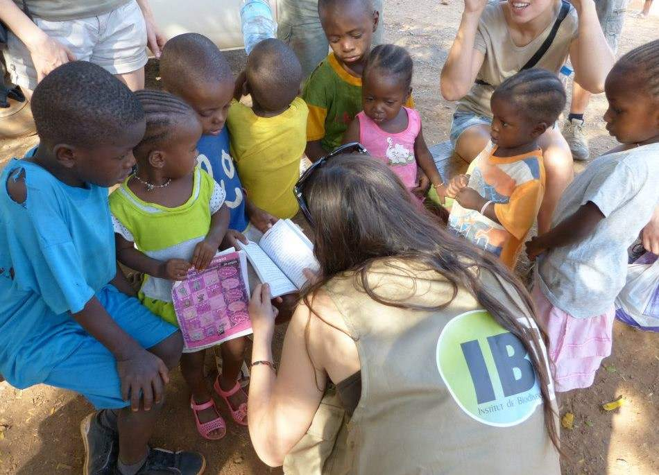 Voluntariado en Senegal